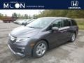 Honda Odyssey EX Modern Steel Metallic photo #1