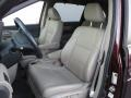 Honda Odyssey EX-L Dark Cherry Pearl photo #12