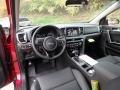 Kia Sportage EX AWD Hyper Red photo #13