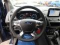 Ford Transit Connect XL Passenger Wagon Dark Blue photo #17