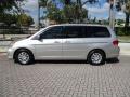 Honda Odyssey EX-L Silver Pearl Metallic photo #3
