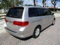 Honda Odyssey EX-L Silver Pearl Metallic photo #9