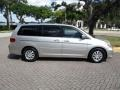 Honda Odyssey EX-L Silver Pearl Metallic photo #11