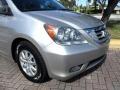 Honda Odyssey EX-L Silver Pearl Metallic photo #17