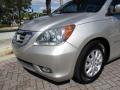 Honda Odyssey EX-L Silver Pearl Metallic photo #28