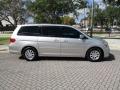 Honda Odyssey EX-L Silver Pearl Metallic photo #63