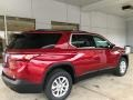 Chevrolet Traverse LT Cajun Red Tintcoat photo #3