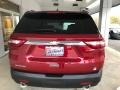 Chevrolet Traverse LT Cajun Red Tintcoat photo #4