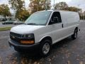 Chevrolet Express 2500 Cargo WT Summit White photo #3