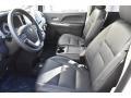 Toyota Sienna SE Super White photo #6