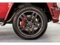 Mercedes-Benz G 63 AMG Storm Red Metallic photo #8