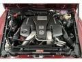 Mercedes-Benz G 63 AMG Storm Red Metallic photo #9