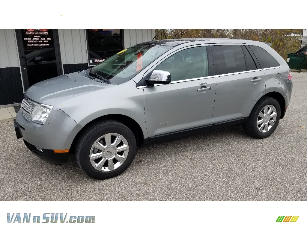 2007 MKX  - Pewter Metallic / Greystone photo #1
