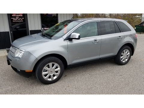 Pewter Metallic 2007 Lincoln MKX