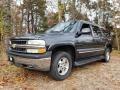 Chevrolet Suburban 1500 LT 4x4 Dark Gray Metallic photo #1