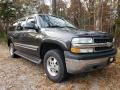 Chevrolet Suburban 1500 LT 4x4 Dark Gray Metallic photo #7