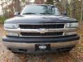 Chevrolet Suburban 1500 LT 4x4 Dark Gray Metallic photo #8