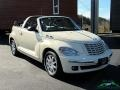 Chrysler PT Cruiser Convertible Bright Silver Metallic photo #8