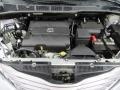 Toyota Sienna XLE Silver Sky Metallic photo #9