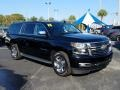 Chevrolet Suburban LTZ 4WD Black photo #7
