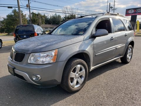 Stone Gray Metallic 2006 Pontiac Torrent
