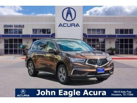 Canyon Bronze Metallic 2019 Acura MDX AWD