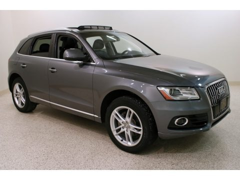 Monsoon Gray Metallic 2016 Audi Q5 2.0 TFSI Premium quattro