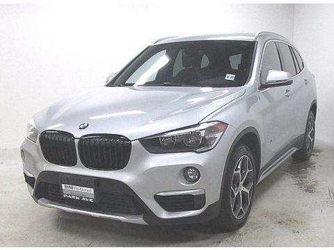 Glacier Silver Metallic 2018 BMW X1 xDrive28i