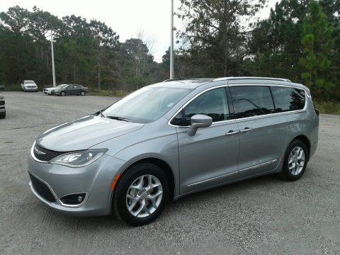 Billet Silver Metallic 2019 Chrysler Pacifica Touring L Plus