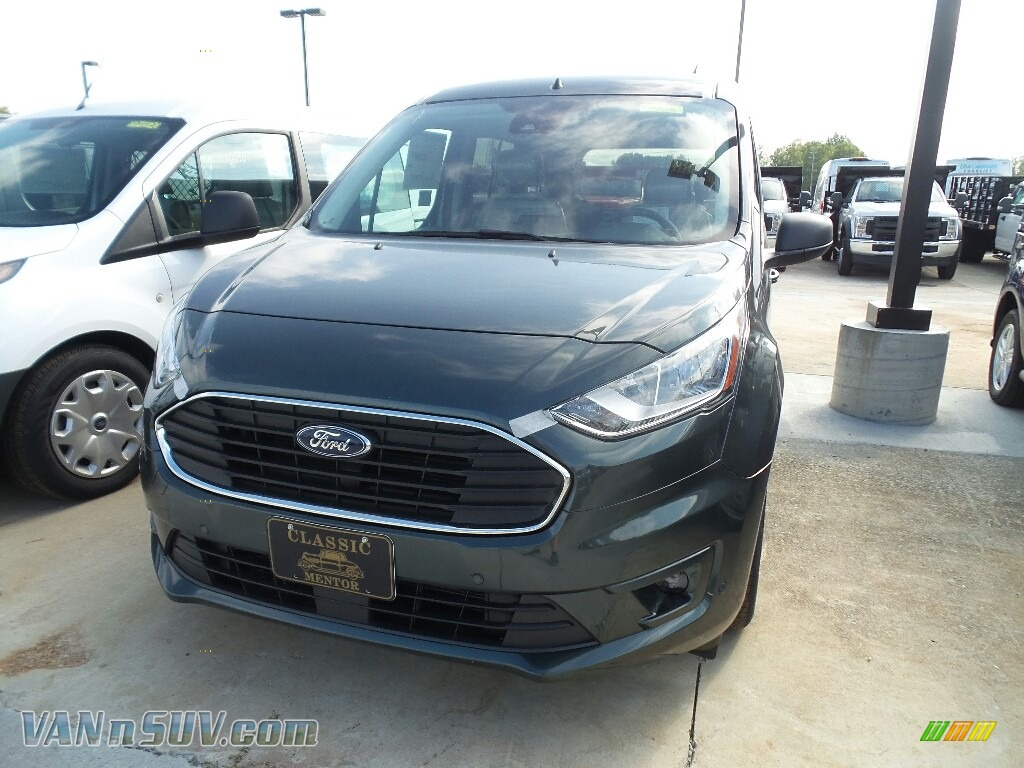 Guard / Palazzo Grey Ford Transit Connect XLT Passenger Wagon