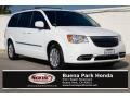 Chrysler Town & Country Touring Bright White photo #1