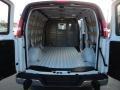 GMC Savana Van 2500 Cargo Summit White photo #26