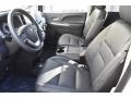 Toyota Sienna SE AWD Super White photo #6