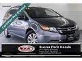 Honda Odyssey EX-L Modern Steel Metallic photo #1