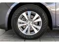 Honda Odyssey EX-L Modern Steel Metallic photo #8