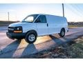 Chevrolet Express 2500 Work Van Summit White photo #8