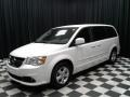 Dodge Grand Caravan Crew Stone White photo #2