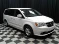 Dodge Grand Caravan Crew Stone White photo #4