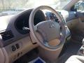 Toyota Sienna LE Desert Sand Mica photo #12