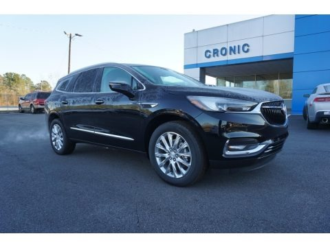 Ebony Twilight Metallic 2019 Buick Enclave Premium