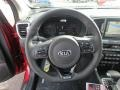 Kia Sportage SX Turbo AWD Hyper Red photo #16