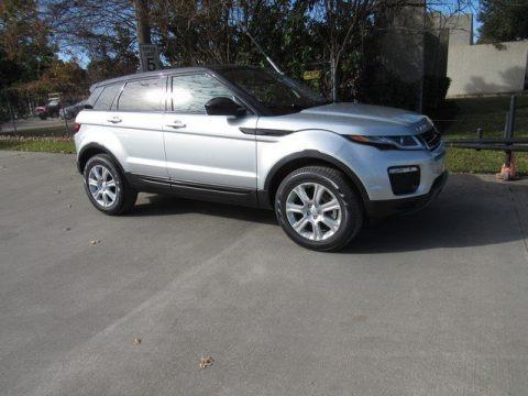 Indus Silver Metallic 2019 Land Rover Range Rover Evoque SE