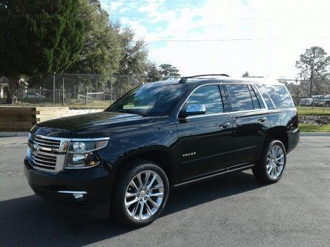 Black 2019 Chevrolet Tahoe Premier 4WD