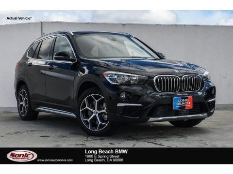 Jet Black 2019 BMW X1 sDrive28i