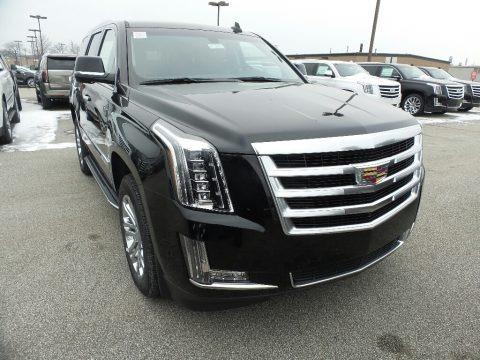 Black Raven 2019 Cadillac Escalade 4WD