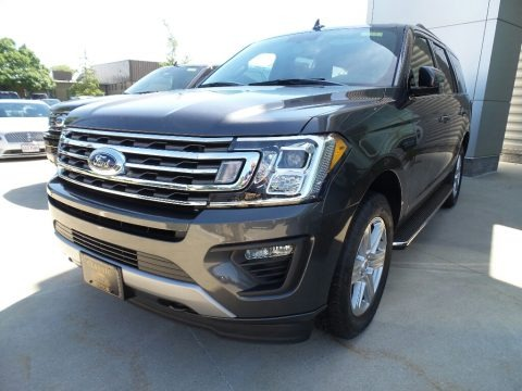 Magnetic 2018 Ford Expedition XLT 4x4