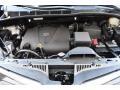 Toyota Sienna XLE Predawn Gray Mica photo #33