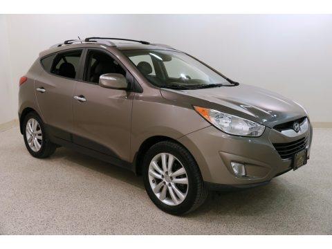 Chai Bronze 2013 Hyundai Tucson Limited AWD