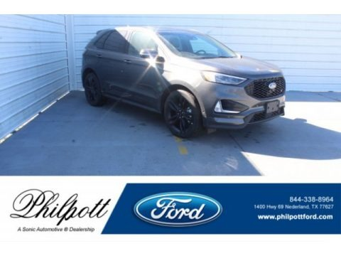 Magnetic 2019 Ford Edge ST AWD