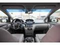 Honda Odyssey Touring Alabaster Silver Metallic photo #9